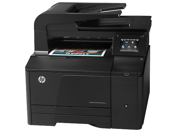 HP LaserJet Pro M276NW Printer ( in, scan, copy , fax )
