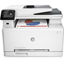 HP LaserJet Pro M277DW Printer ( in, scan, copy , fax )