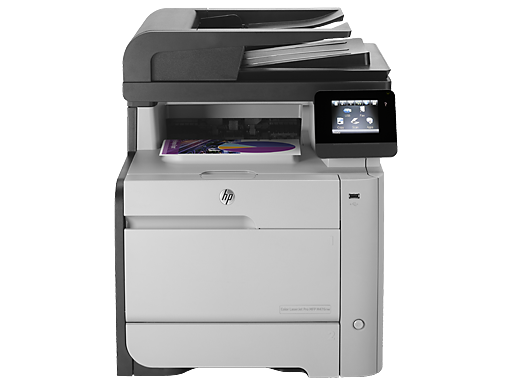 HP Color LaserJet Pro MFP M476DN Printer ( in, scan, copy, fax)