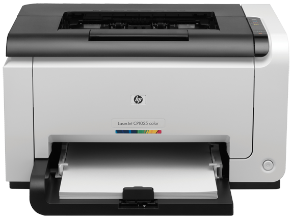 HP Color LaserJet CP1025  Printer