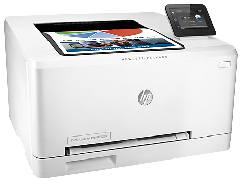 HP LaserJet Pro 200 Color M252DW  Printer