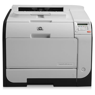 HP LaserJet Pro 400 Color M451NW Printer