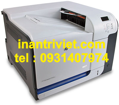 Máy in HP Color LaserJet CP3525N